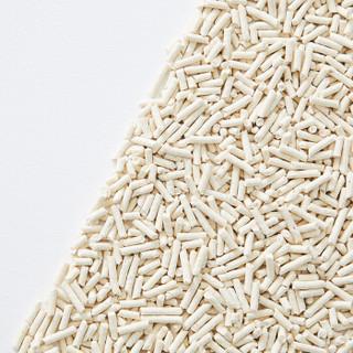 CHOWSING 宠幸 猫砂豆腐猫砂 2.7kg*4包 白色(10.8kg) 非膨润土猫沙