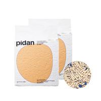 pidan矿土豆腐猫砂7L/3.6kg 2包装 *8件