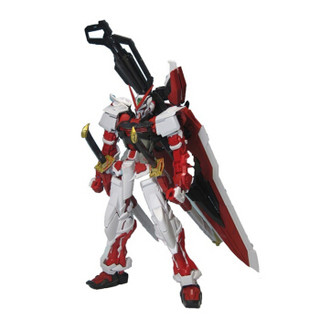 BANDAI 万代 MG版 高达拼装模型玩具  1/100 敢达 红色异端迷茫162047