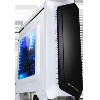 亚当贝尔 办公游戏迷你家用组装吃鸡台式机电脑主机整机 (Intel i5、256G固态、4G、集成显卡
