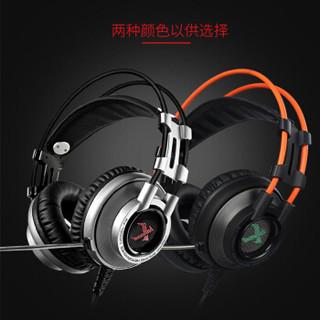 xiberia 西伯利亚 头戴式游戏耳机   K9