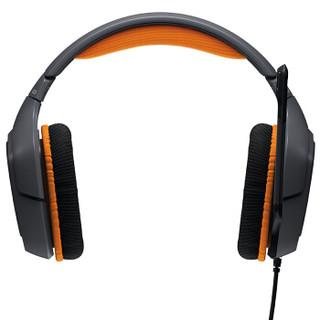 Logitech 罗技 头戴式电竞音乐游戏耳机   G231