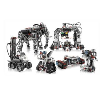 LEGO 乐高 系列EV3头脑风暴儿童益智ev3 45544主机+45560配件箱   教育