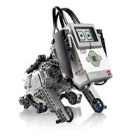 LEGO 乐高 系列EV3头脑风暴儿童益智拼装积木玩具机器人比赛教具 ev3 45544主机+45560配件箱 扩展组合  教育
