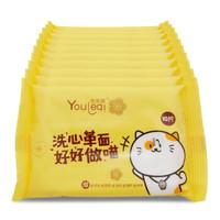 优乐琪 婴儿柔湿纸巾 10片*30包