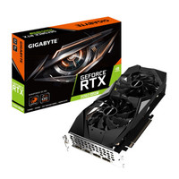 百亿补贴:GIGABYTE 技嘉 GeForce RTX 2060 SUPER WINDFORCE OC显卡 + CORSAIR 美商海盗船 LPX  DDR4 3200 台式机内存条 16GB(8GB×2)