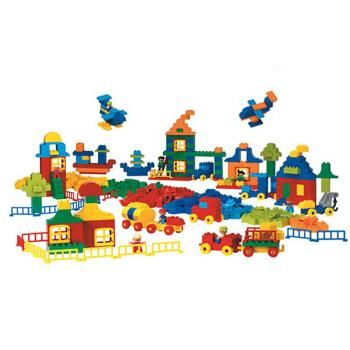 LEGO 乐高 儿童益智拼装积木玩具 教具 9090   得宝教育