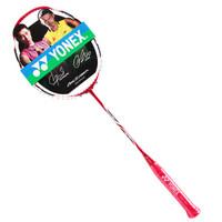 YONEX 尤尼克斯 羽毛球拍单拍 yy全碳素羽拍ARC11 陶菲克攻守兼备拍弓箭11 金属红