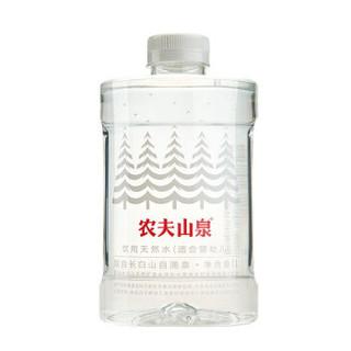 NONGFU SPRING 农夫山泉 矿泉水饮用天然水 1L*12瓶/箱