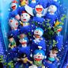 Doraemon 哆啦A夢 哆啦A夢經典款 藍色60-89cm