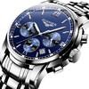 GUANQIN 冠琴 GS19018 男士自动机械手表