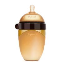 世喜 宽口径硅胶吸管奶瓶240ml +世喜宝宝仿母乳断奶奶嘴