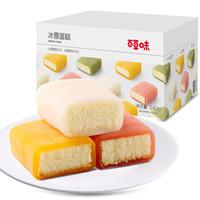 Be&Cheery 百草味 麻薯夹心面包   1080g整箱