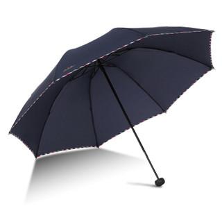 天堂 商务雨伞 藏青 57CM*8骨  *3件