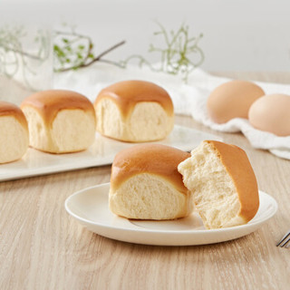 PANPAN FOODS 盼盼 手撕早餐老面包 奶香味 930g