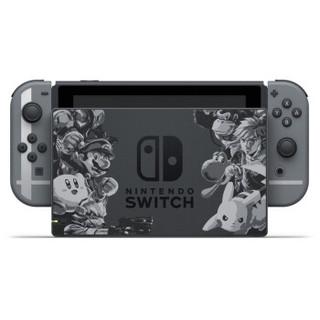 任天堂(Nintendo)Switch 游戏机/续航加强版 掌机 NS掌上游戏机便携 ns精灵宝可梦 switch NS明星大乱斗限定机港版(送会员)