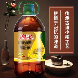 逸飞 菜籽油 3.1-5L