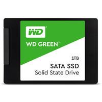 Western Digital 西部数据 Green 固态硬盘 1TB SATA接口 WDS100T2G0A