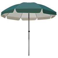 HANASS 海纳斯 HANASSZYS-02 大型遮阳伞 墨绿色