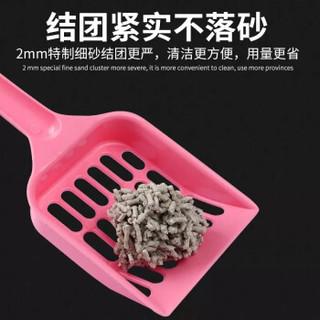 N1爱宠爱猫 2.0新款活性炭豆腐猫砂17.5L 绿色