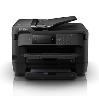 EPSON 爱普生 WF-7728 彩色喷墨一体机 黑色