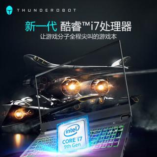 ThundeRobot 雷神 全面屏轻薄游戏本    MT暗杀星