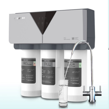Angel 安吉尔 2731-ROB90 净水器家用厨房直饮机反渗透双出水无桶600G大通量X7S净水器 J