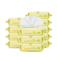 Combi 康贝 婴儿口手专用湿巾25片*12包