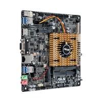 Asus/华硕 N3050T迷你ITX主板 四核集成CPU套板NAS主板DDR3内存DC