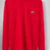 CARTELO 卡帝乐鳄鱼 长袖T恤男圆领休闲男士纯色POLO衫  16057KE9518