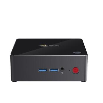 零刻Beelink EQ55 台式迷你主机 (赛扬J4205、256G SSD+1TB、4GB)