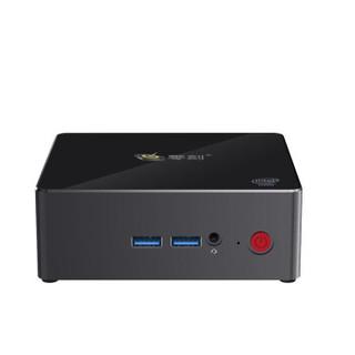 零刻Beelink EQ55迷你电脑台式迷你主机Intel J3355/4G/64G/铝合金