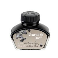 Pelikan 百利金 4001 钢笔墨水 62.5ml 亮黑