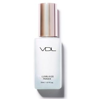 VDL珍珠贝壳提亮液粉底液 隔离妆前乳 30ml 控油保湿 细致毛孔 *3件