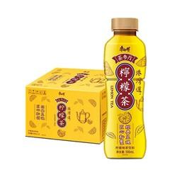 康师傅茶参厅柠檬茶500ml*15瓶整箱*3 *3件
