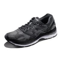 ASICS 亚瑟士 GEL-Nimbus 19 男士跑鞋 T700N-9099 黑色 39