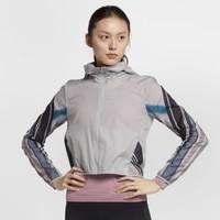 Nike 耐克 Impossibly Light AT3095 女子连帽跑步夹克