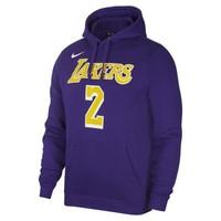 Nike 男子 NBA 洛杉矶湖人队 Lonzo Ball 连帽衫