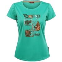 TOREAD 探路者 女士速干T恤 *2件