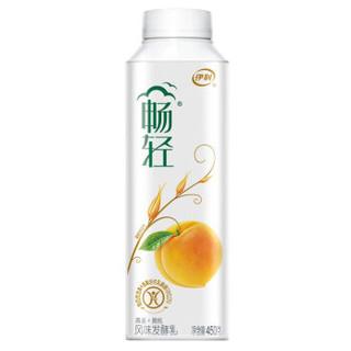 京东PLUS会员、限浙江 : 伊利 畅轻 风味发酵乳 燕麦+黄桃口味 450g *13件