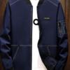 CARTELO 卡帝乐鳄鱼 夹克男棒球领男士茄克修身时尚休闲外套 18127KEA001