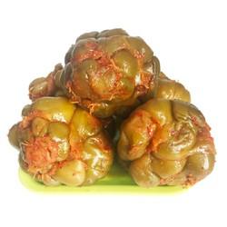 尼亚人 涪陵榨菜 全形腌制榨菜头 5斤