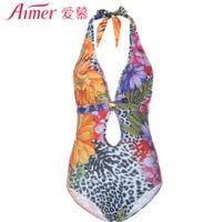 Aimer 爱慕 AM68EV2 女士泳衣