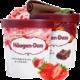 Häagen·Dazs 哈根达斯法国原装进口冰淇淋 460ml*2桶 *2件 194元(需用券,合97元/件)