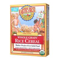 EARTH'S BEST 全谷物婴儿米粉 1段 227g *7件