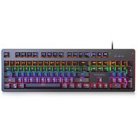 YINDIAO 银雕 召唤师ZK-4 背光机械键盘 国产轴 支持热插拔