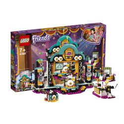 LEGO 乐高 好朋友系列 41368 安德里亚的综艺大舞台