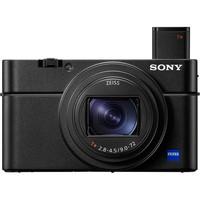 SONY 索尼 DSC-RX100M7(黑卡7) 1英寸 数码相机