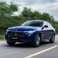 MASERATI 玛莎拉蒂 Levante 2018款 SUV汽车 (3.0T 350Hp 标准版 神情蓝)