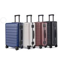 90分 曼哈顿系列 行李箱 (摩卡棕、24寸、ABS+PC)
